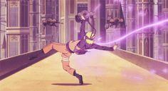 That dance tho Naruto