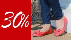 Дорогие модницы! В сети магазинов Goover -30% на женскую обувь только для Вас! Не пропустите лучшее время для приятных покупок! www.goover-fashion.com