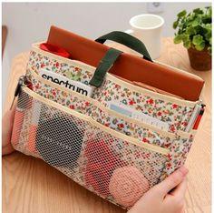 Cute purse organizer. Love this site!