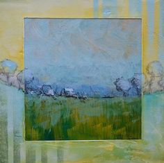 Landscape Paintings and photographs : Bob Pennycook: Mixed Media and a Print
