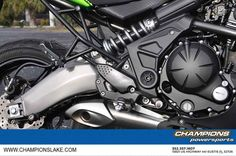 Used 2014 Kawasaki Versys ABS Motorcycles For Sale in Florida,FL. 2014 Kawasaki Versys ABS, 2014 Kawasaki Versys® ABS The Kawasaki Versys is a rare exception to the old adage, jack of all trades, master of none. This motorcycle s relaxed riding position makes it ideal for daily commuting, while a Ninja-like sporting spirit lets it tackle serpentine roads with the competence of a hard-core sportbike. Its efficient 649cc parallel-twin engine and overall layout also make short work out of…