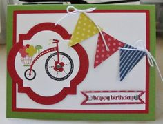 moving forward by lizzier - Cards and Paper Crafts at Splitcoaststampers
