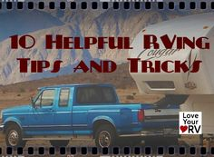 Helpful RVing Tips and Tricks Demo Video For more neat little RV tips and tricks check out my other videos - 11 Quick Little RVing Tips from a Full Time. Rv Camping Checklist, Rv Camping Tips, Backpacking Meals, Ultralight Backpacking, Hiking Tips, Camping Stuff, Hiking Gear, Tent Camping, Campsite