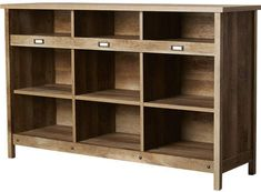Andover Mills Orville standard bookcase Use in your library or office.  #ad #homedecor
