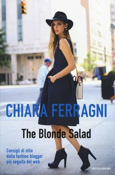The Blonde Salad book by Chiara Ferragni