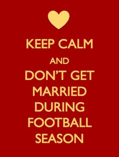 HAHA... no planning during football season =) Roll Tide