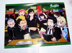 Ao no Exorcist Posters AEPT7680