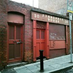 Fishamble House ghost sign, Dublin
