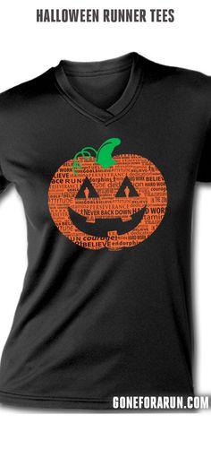 PR Pumpkin halloween running tee!