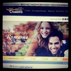Site Hotel Cruzeiro: www.hotelcruzeiro.com.br