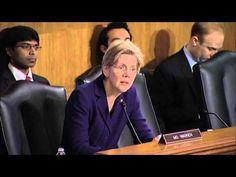 Elizabeth Warren Banks Get Wrist Slaps While Drug Dealers Get Jail 3/7/2013