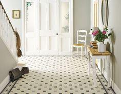 Victorian Floor Tiles - Nottingham Pattern