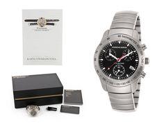 3d330990e65 Porsche Design 6604.41 zegarek damski SWISS SKLEP - 7086891790 - oficjalne  archiwum allegro