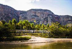 Passeio de Trem Pantanal Aquidauana