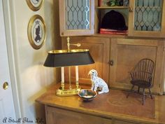 A Stroll Thru Life: Antique Washer and Chair