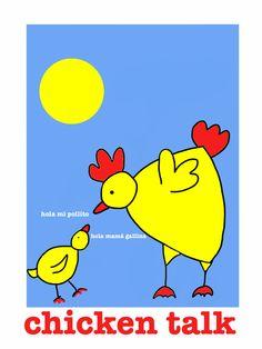 Chicken talk!