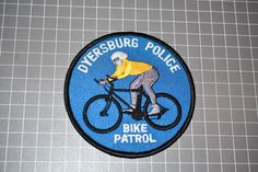 Dyersburg Tennessee, Police Patches, Disappointment, Squares, United States, Canada, Australia, Bike, Usa