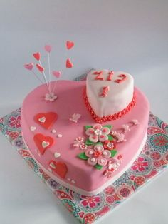 Harts cake
