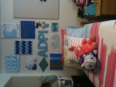 love this ADPi room!
