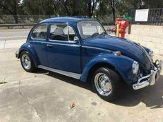 1967 Volkswagen Beetle We just picked this up from the estate of the gentleman who restored it 10 years ago. Original black plate California car runs and drives excellent, nice correct inter...