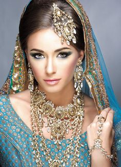annieshah-trad-1 | Asiana.tv@@@@@.....http://www.pinterest.com/abir1999/indian-brides/