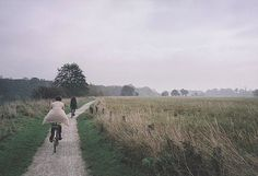 bike adventure in the country Toby Price, Running Away, Film Photography, Aesthetic Pictures, That Way, Countryside, Nature, Nostalgia, How Are You Feeling