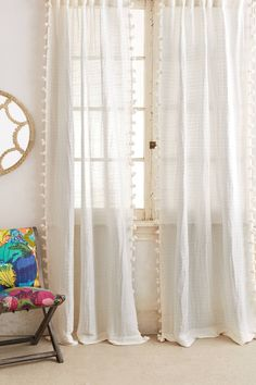 Shop the Pom Tassel Curtain and more Anthropologie at Anthropologie today. Read customer reviews, discover product details and more.