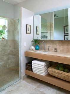 Wonderful Beach House Bathroom Ideas Agreeable Small Bathroom Decor Inspiration with Beach House Bathroom Ideas - Home Interior Design Ideas Tropical Bathroom Decor, Spa Bathroom Decor, Beach House Bathroom, Beach Theme Bathroom, Beach Bathrooms, Nautical Bathrooms, Bathroom Styling, Bathroom Interior, Bathroom Ideas