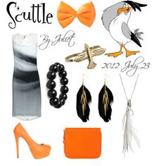 """Scuttle"" by juliet15243 on Polyvore"