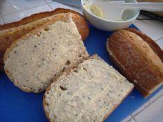Make Ahead Garlic Bread
