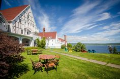 Keltic Lodge at the Highlands is widely regarded as the premier resort in the Maritimes, and among the best authentic experiences in Canada. It delivers the perfect getaway you… East Coast Travel, Canada Travel, Canada Trip, Canada Eh, The Perfect Getaway, Wedding Venue Inspiration, Cape Breton, Quebec City, Nova Scotia