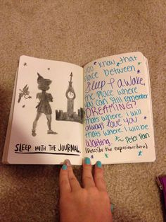 My wreck this journal, doing it disney themed!!!