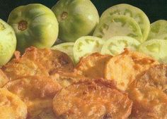 Whistlestop Cafe Cooking: Fried Green Tomatoes