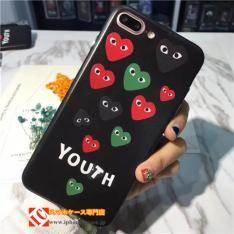 play日本ファッション デザイナー川久保玲おしゃれブランドiPhone8/7s/6s/6plusケース アイフォン7/7plus携帯カバー