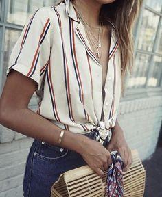 Tragt ihr auch so gerne Streifen wie wir? #streifenlook #stripes ä#fashion #style