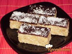 No Bake Cookies, No Bake Cake, Eastern European Recipes, Christmas Cookies, Baking Recipes, Sweet Treats, Cheesecake, Yummy Food, Sweets