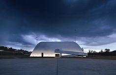 Cidade Administrativa de Minas Gerais | Oscar Niemeyer
