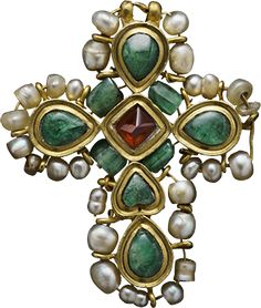 Byzantine Cross. 7th century - early 6th century AD