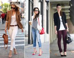 5 pecas que mudam o seu look de trabalho - blazer. Como usar blazer. blazer para trabalhar. look trabalho.