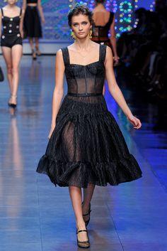 Dolce & Gabbana, Look #53