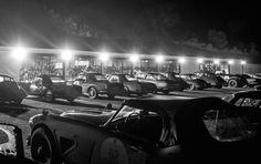 Parking - Austin Healey