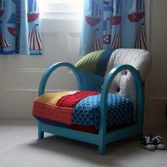 Foto Knitted Furniture Intirage 10