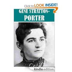 Gene Stratton-Porter (August 17, 1863 – December 6, 1924) was an American author, amateur #naturalist, wildlife #photographer, and one of the earliest women to form a movie studio and production company. She wrote some best-selling novels and...
