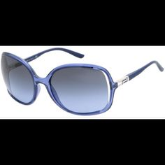 Blue Versace sunglasses  Blue Versace sunglasses  in great condition % authentic perfect for Summer Need to sell fast Versace Accessories Sunglasses