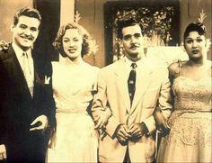 Estrellas Cubanos 1950's Rosita Fornes y Olga Guillot
