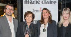 Avant-hier Ariane Chemin recevait le Prix de la Journaliste de l'année, décerné par Marie Claire et le Press Club de France. Un prix essentiel pour le magazine, qui souhaite mettre en lumière le reportage et le devoir d'informer.