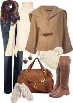 """Winter Casual 2"" by averbeek on Polyvore"