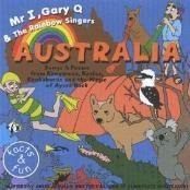 Preschool Australia Printables.  Geography - Continents