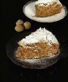 φανουρόπιτα με καρύδια Cake Cookies, Cupcake Cakes, Cupcakes, Greek Cake, Greek Sweets, Homemade Sweets, Pastry Art, Sweet Pie, Baking And Pastry