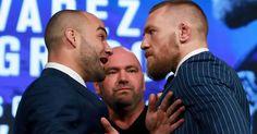 UFC 205 Conor McGregor vs Eddie Alvarez press conference LIVE - Mirror.co.uk